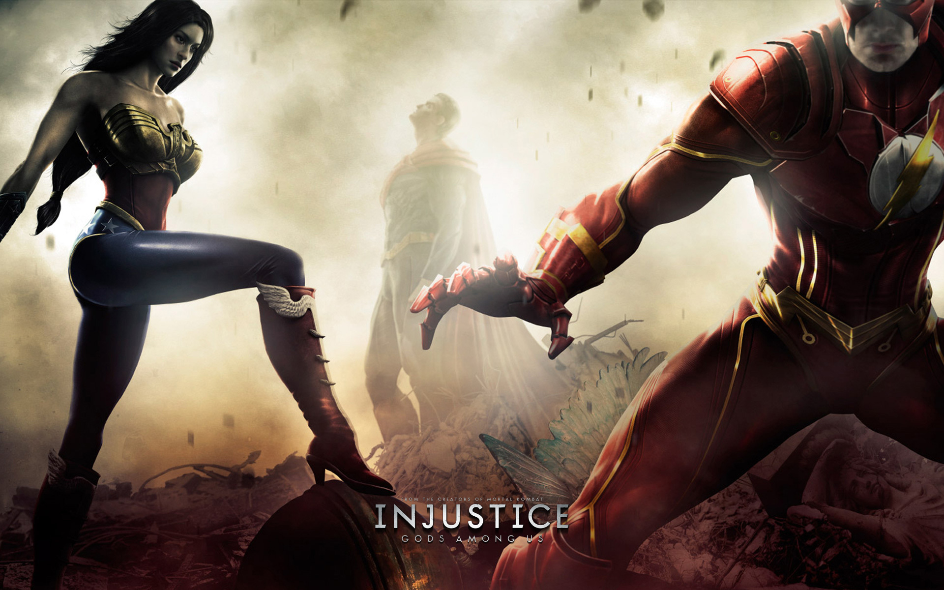 Injustice: Gods Among Us Ultimate Edition (Gift/RU+CIS)