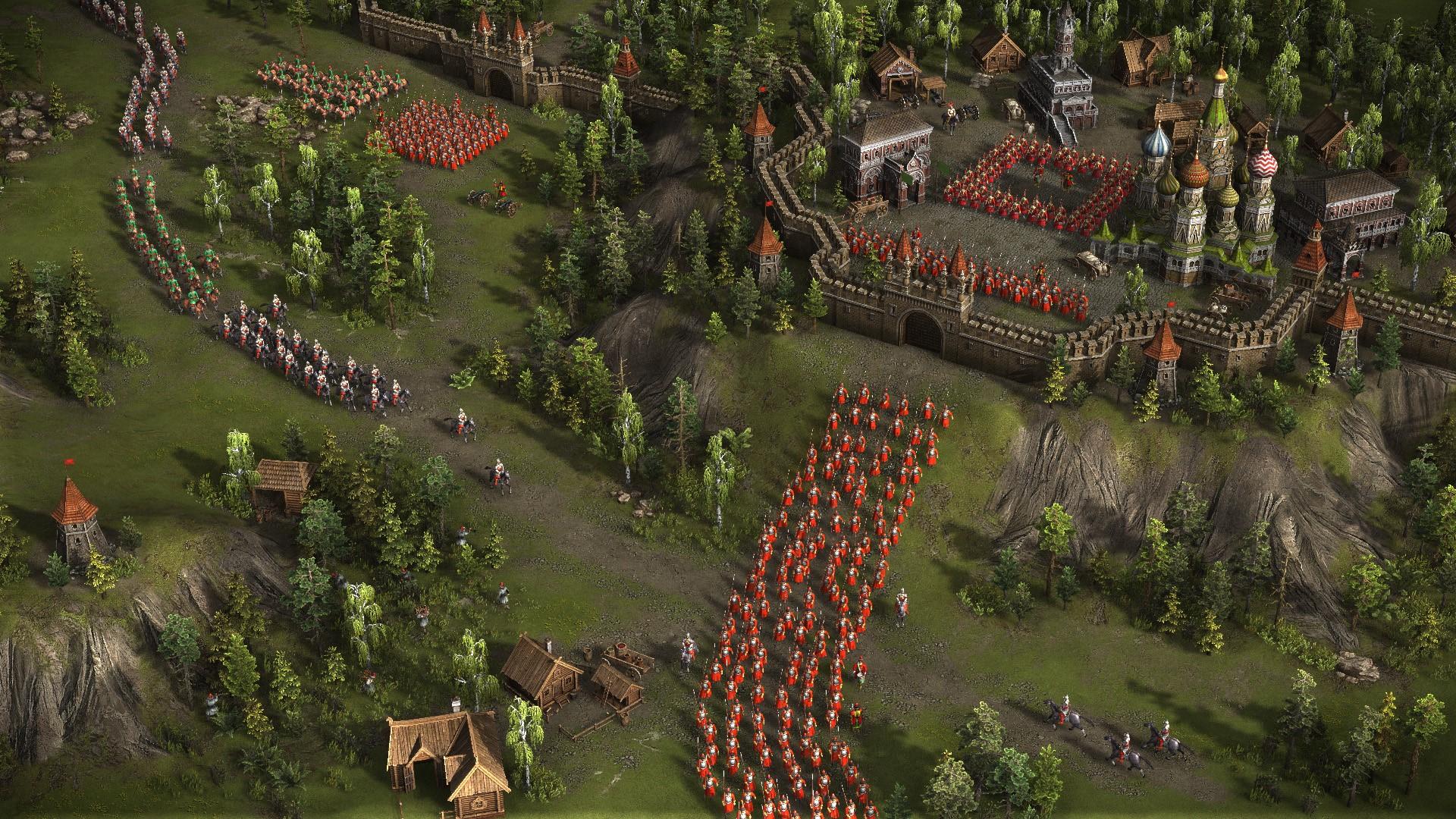 Cossacks 3 - Digital Deluxe + Подарок (Steam Gift / RU)
