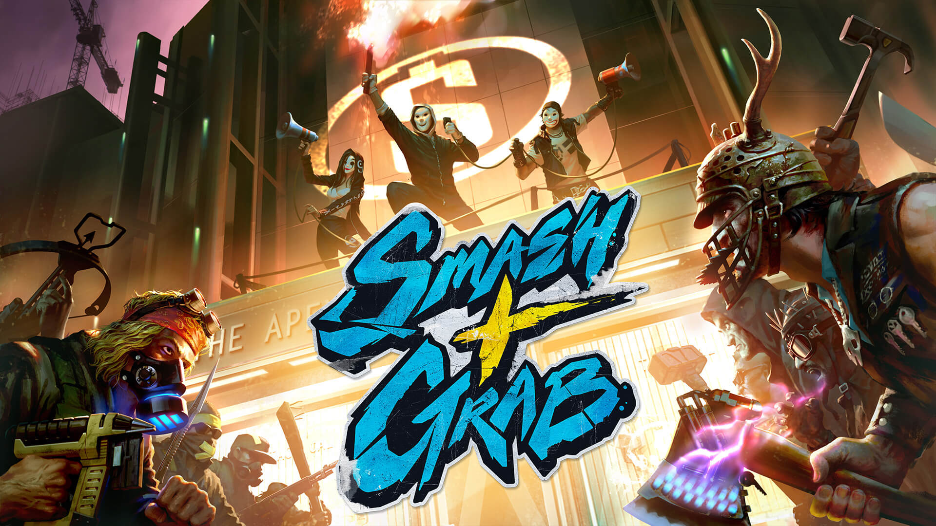 SMASH+GRAB + Подарок  ( Steam Gift / RU + CIS )