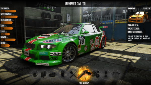 Gas Guzzlers Extreme ( Steam Gift / RU + CIS )