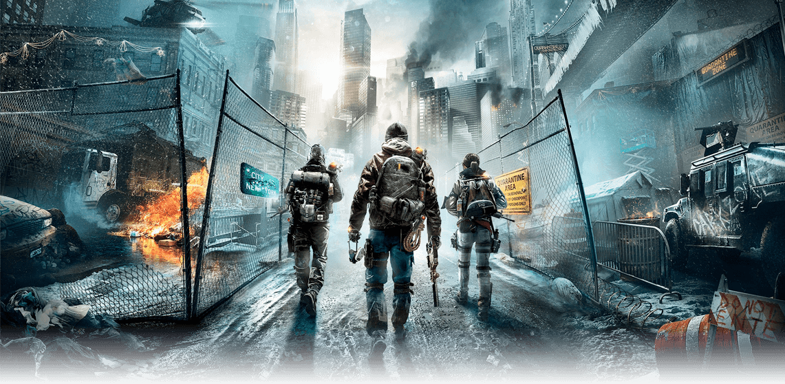 Tom Clancy's The Division™ ( Steam Gift / RU + CIS )