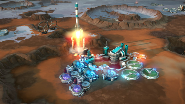 Offworld Trading Company (Steam Gift / RU + CIS )