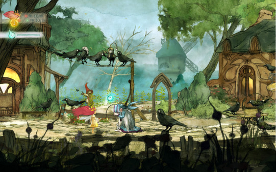 Child of Light (Steam Gift / RU + CIS )