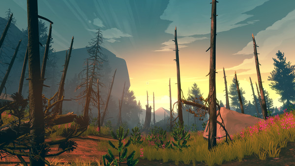 Firewatch ( Steam Gift / RU + CIS )