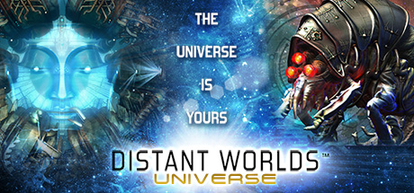 Distant Worlds: Universe (Steam Gift/RU+CIS)
