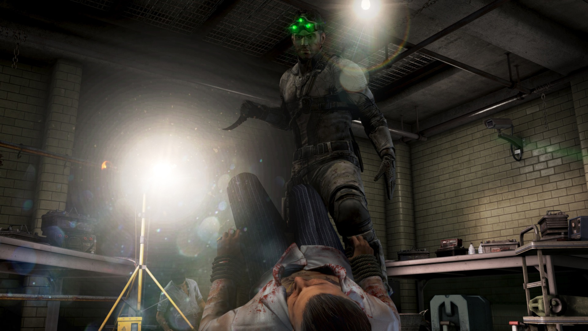 Tom Clancy's Splinter Cell Blacklist (SteamGift/RU+CIS)