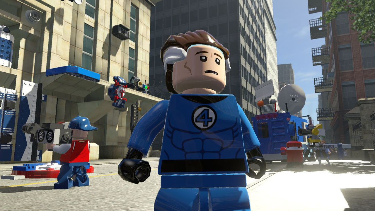 LEGO Marvel Super Heroes (steam) + СКАН