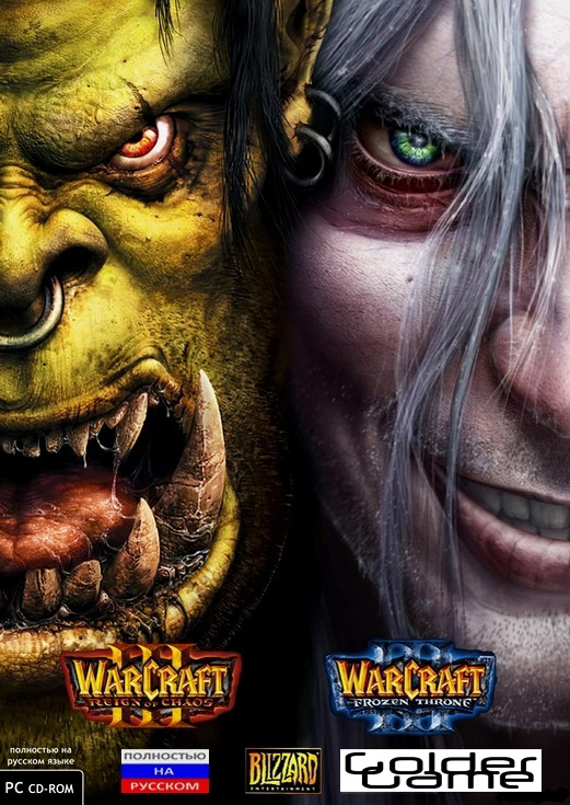 Warcraft 3 Gold (ROC+TFT) + СКИДКИ