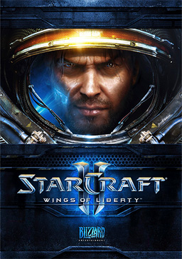StarCraft 2: Wings of Liberty БЕЗЛИМИТ / RUS СКАН 1С