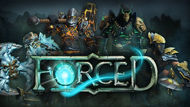 FORCED - (Region Free) Key Price STEAM 299RUR