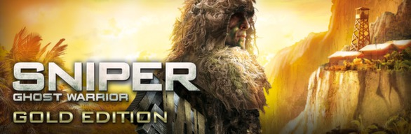 Sniper Ghost Warrior Gold Edition STEAM Key Region Fre