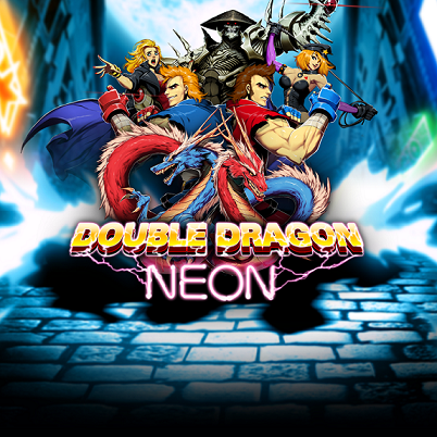 Double Dragon: Neon (Region Free) Steam Key  Ключ