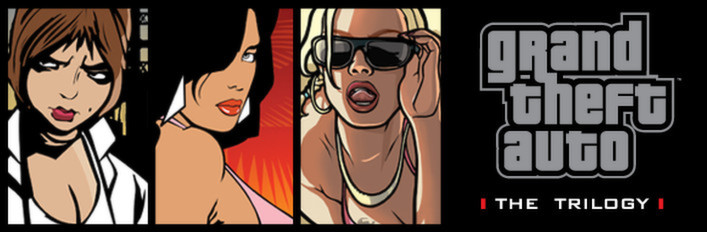 Grand Theft Auto III + Vice City + San Andreas Trilogy