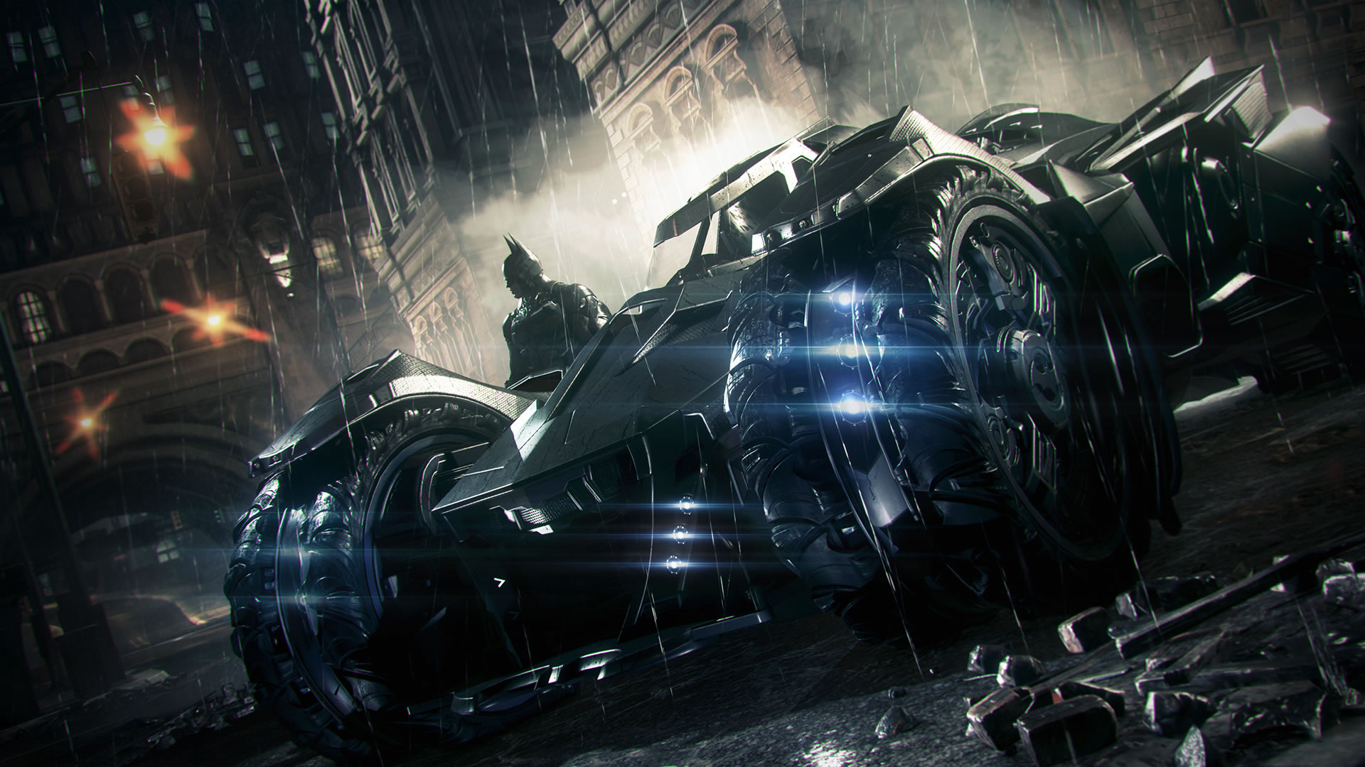 Batman Arkham Knight + 2 DLC STEAM KEY СКАН 1С