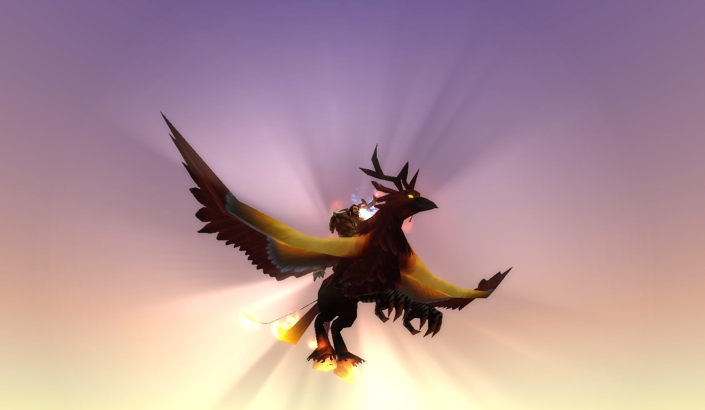 how to get blazing hippogryph