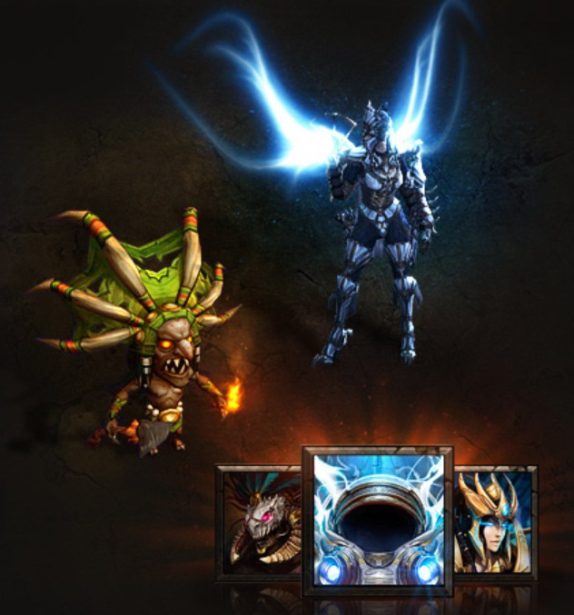 DIABLO 3 Collector's Edition (only key) - Fetish Shaman