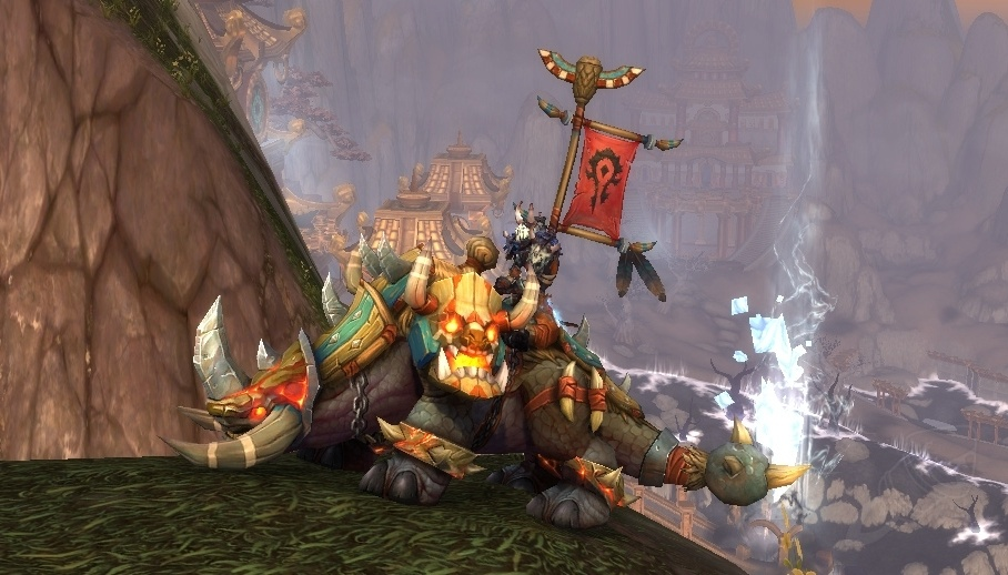 Vicious Saddle - WoW mounts