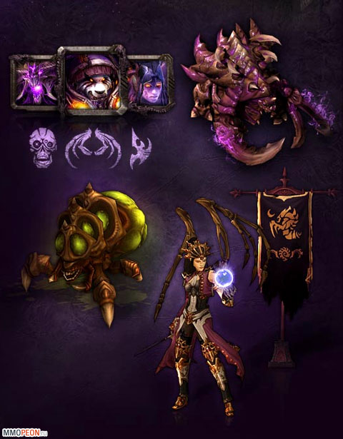 Starcraft 2 Heart of the Swarm Collector´s Edition