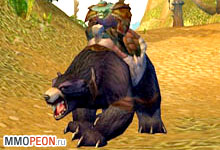 Big battle bear - Red bearon - Big Battle Bear