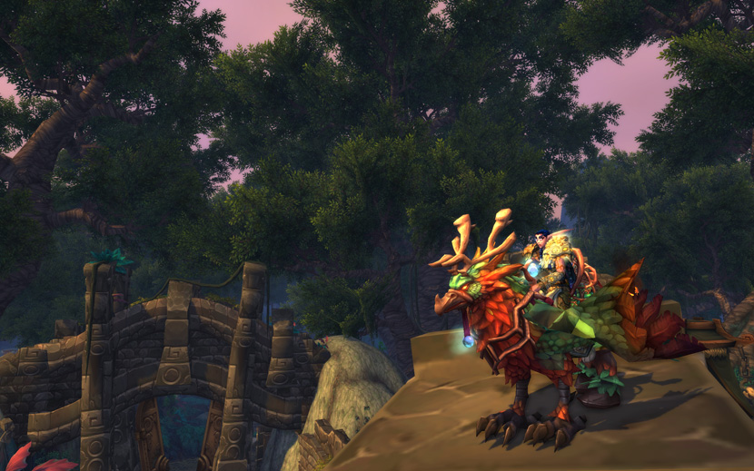 Buy Recrute A Friend Mount Pet 1 Month Gametime Wow And Download