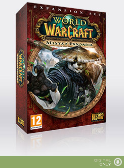 WoW MISTS OF PANDARIA DELUXE EDITION EURO (RU/EU)