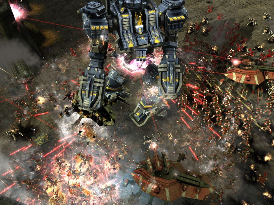 Supreme Commander 2 (Steam key / Region Free / ROW)