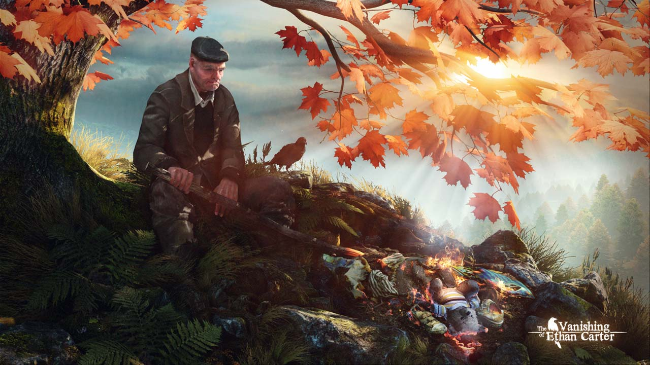 The Vanishing of Ethan Carter: Region Free Key +ПОДАРОК