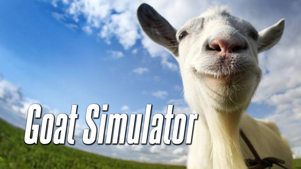Goat Simulator (Steam key / Region Free) + BONUS