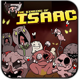 The Binding of Isaac + Wrath of the Lamb DLC Steam ROW
