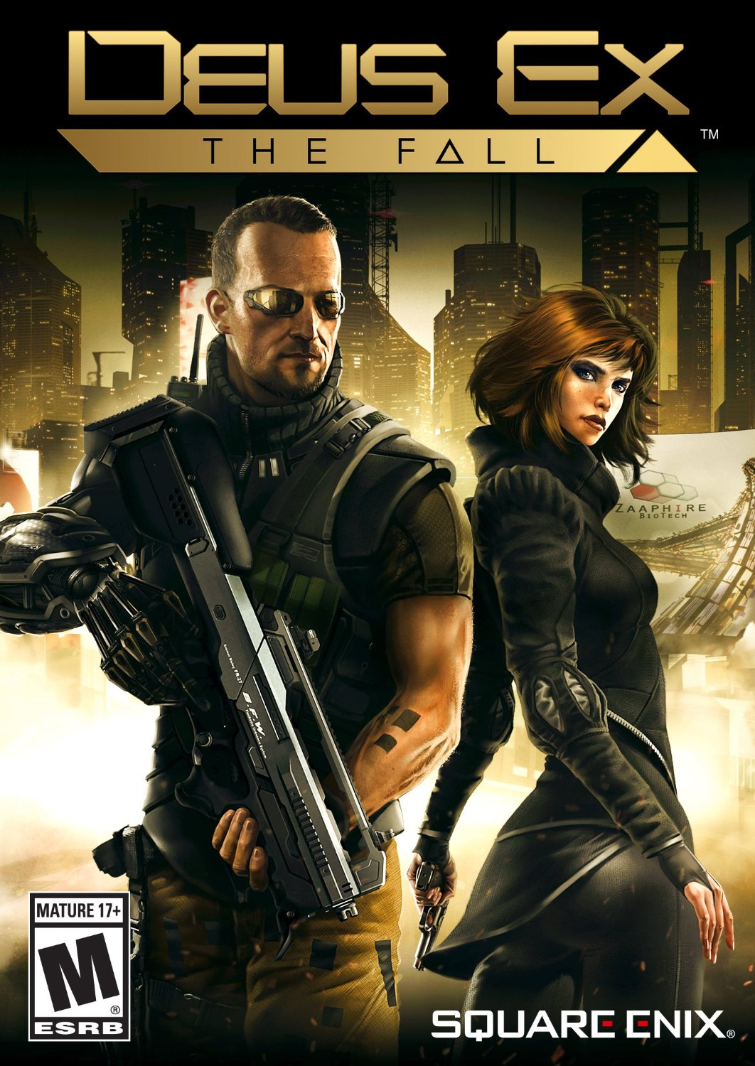 Deus Ex: The Fall (Steam / Region Free / ROW)