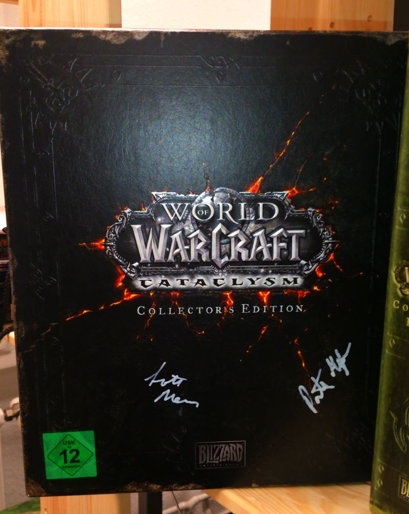 Cataclysm Collectors Edition version of MEGA + shipping incl