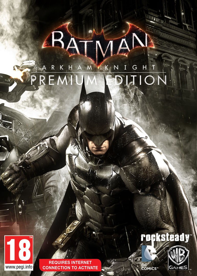 Batman: Arkham Knight Premium Edition Wholesale Price