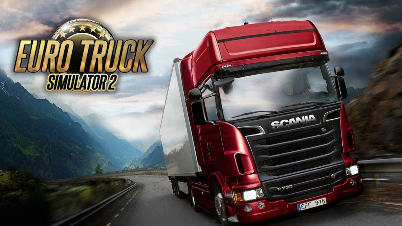Euro Truck Simulator 2 (Steam key, region free)