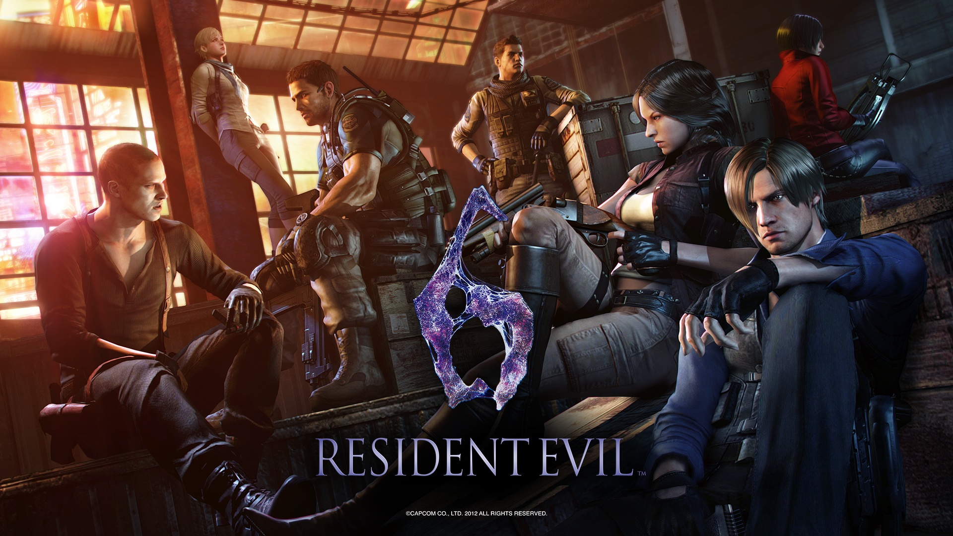 Resident Evil 6 - Wholesale Price Steam Key