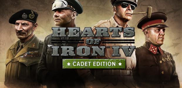Hearts of Iron IV Cadet Edition Оригинальный Ключ Steam