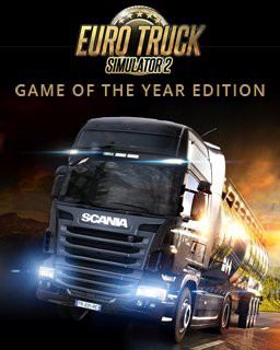 Euro Truck Simulator 2 GOTY Wholesale Price Steam Key