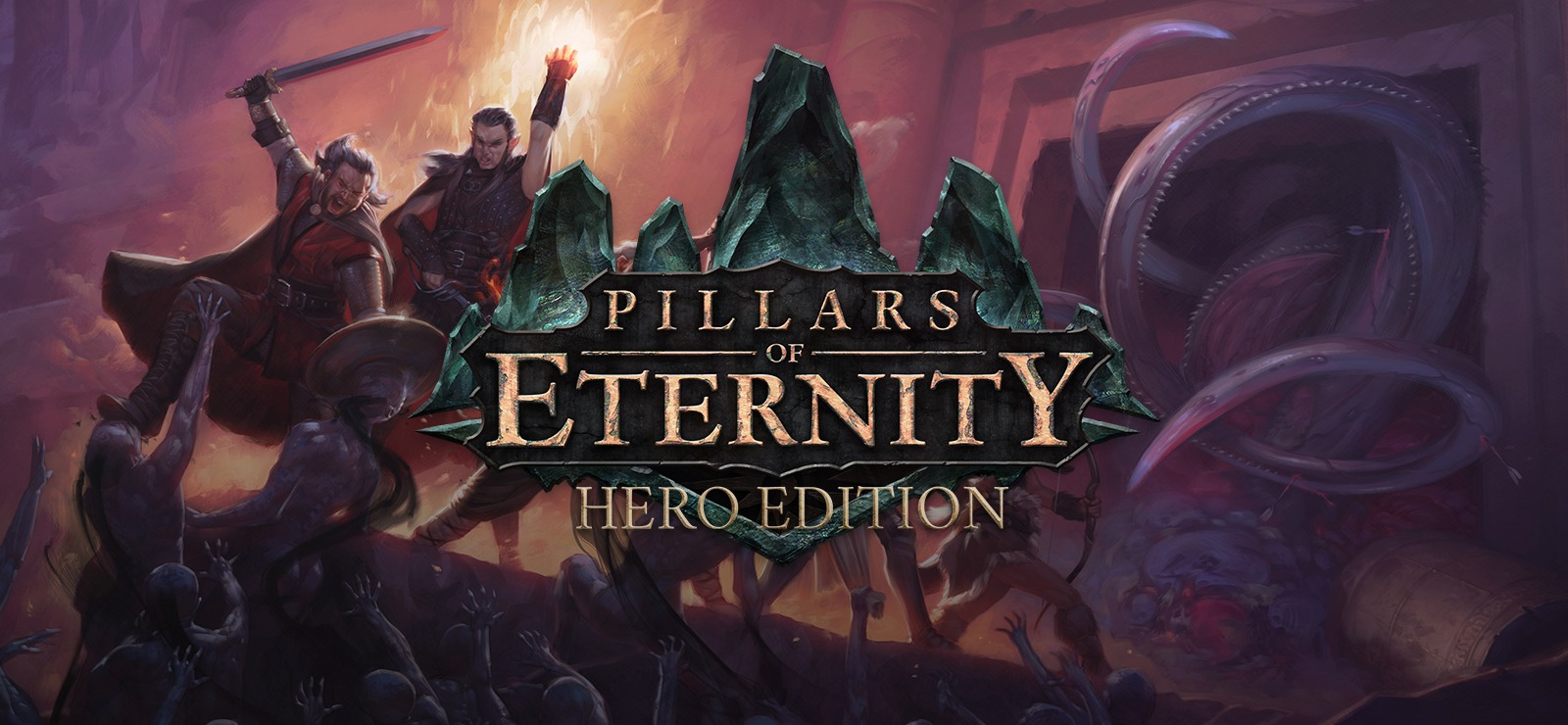 Pillars of Eternity (Steam key RU)