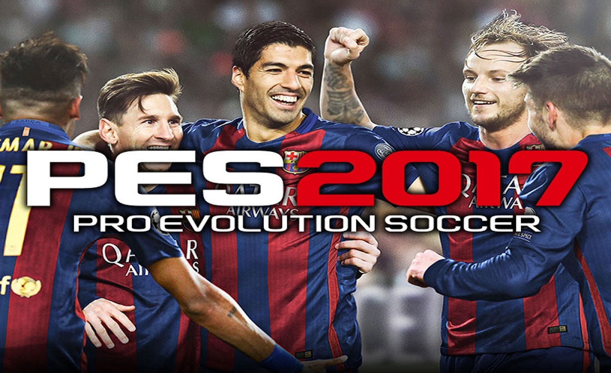 Pro Evolution Soccer 2017 (Steam Key;RU+CIS)