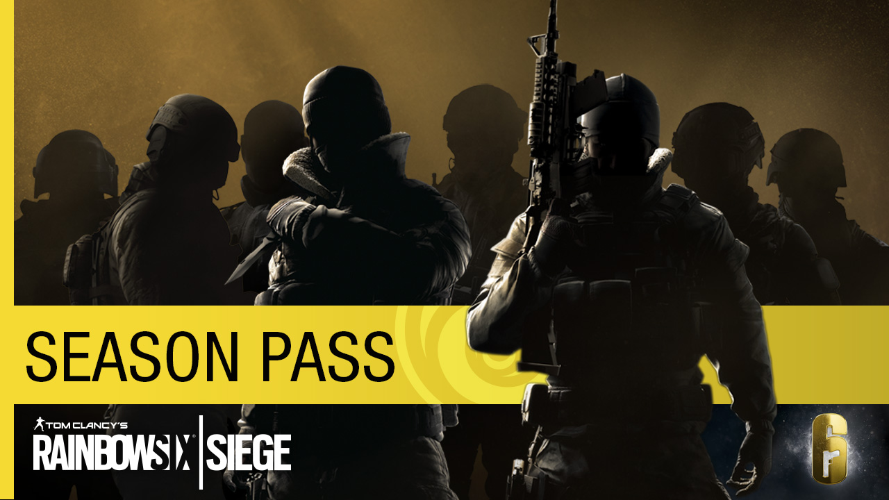 Tom Clancys Rainbow Six: Siege - Season Pass (Uplay)