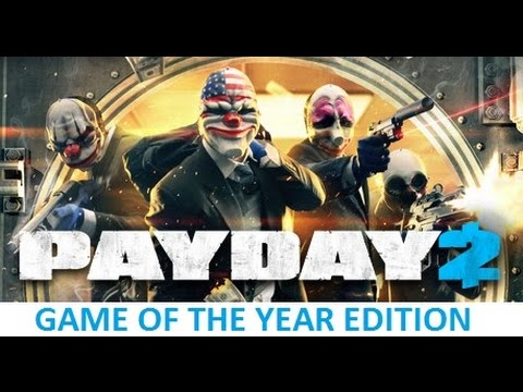 PAYDAY 2: GOTY Edition (Steam gift; RU+CIS)