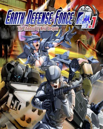 EARTH DEFENSE FORCE 4.1 The Shadow of New Steam/RU+CIS