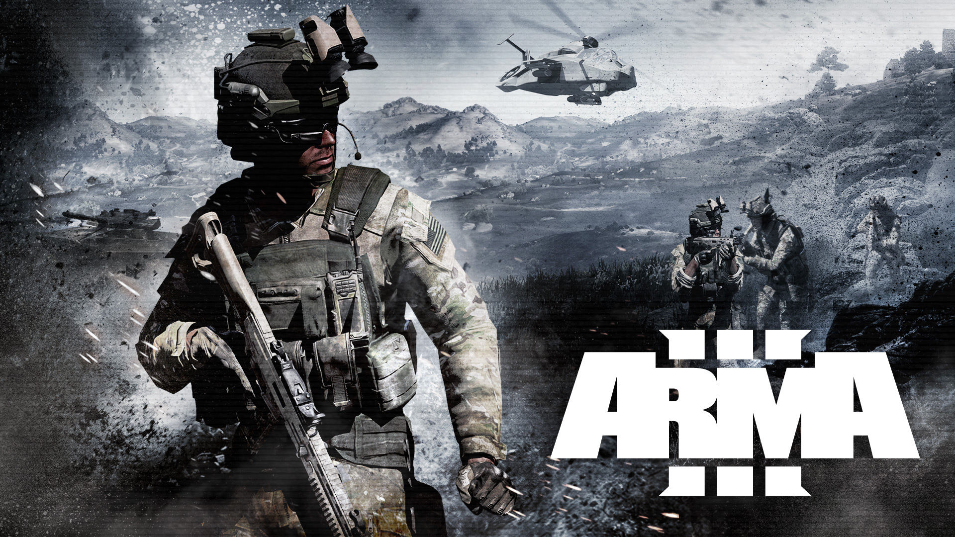 Arma 3 ( Steam Gift / RU + CIS )