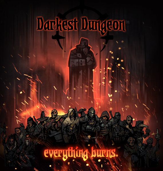 Darkest Dungeon (STEAM гифт)