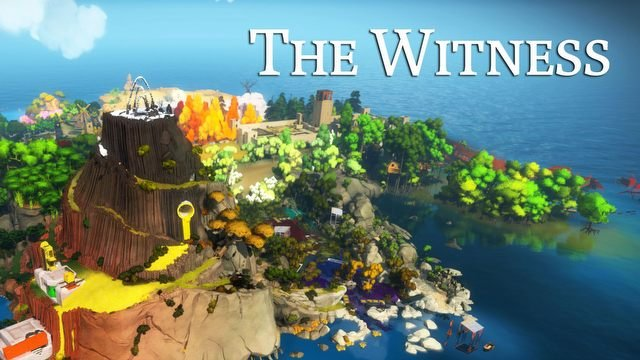 The Witness ( Steam Gift/RU + CIS)