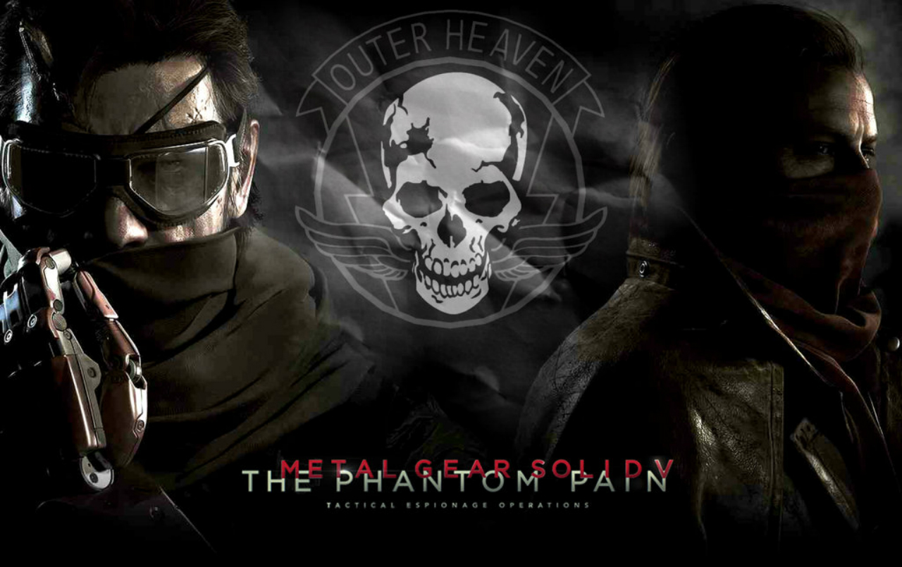 Metal Gear Solid V The Phantom Pain Wholesale Price key