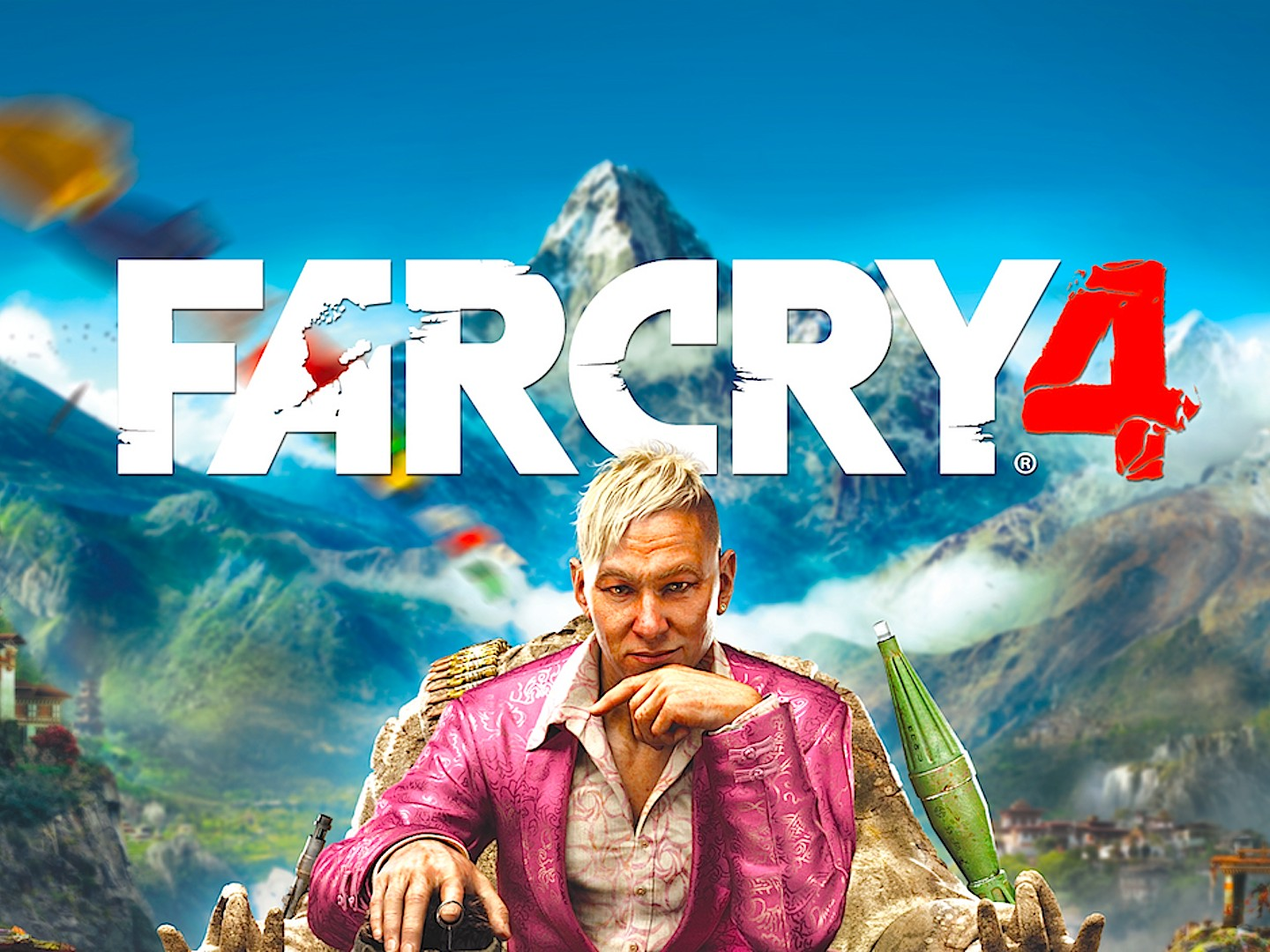Far Cry 4 (UPLAY КЛЮЧ ЛИЦЕНЗИЯ) + БОНУС