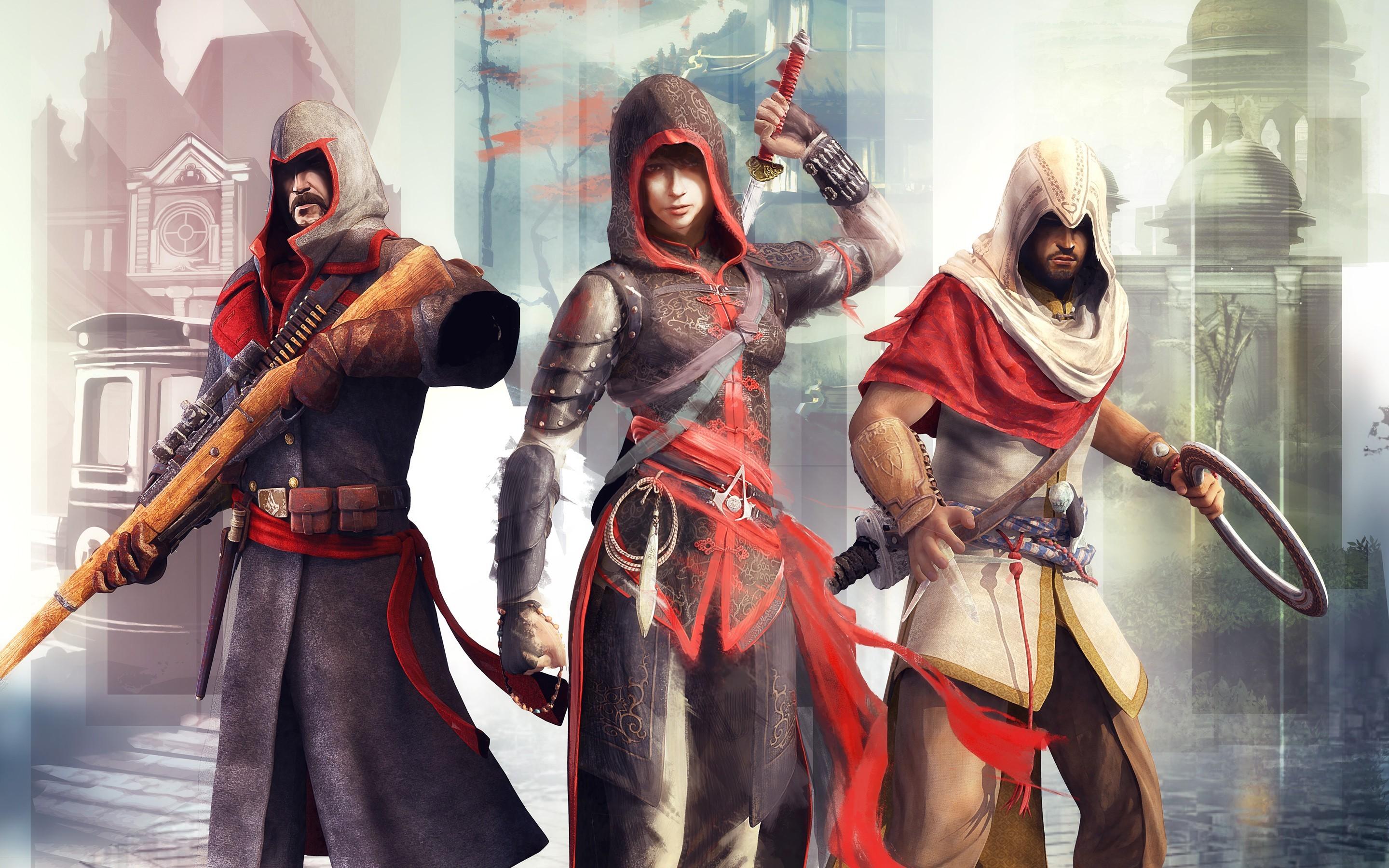 Buy Assassins Creed Chronicles Key And Download