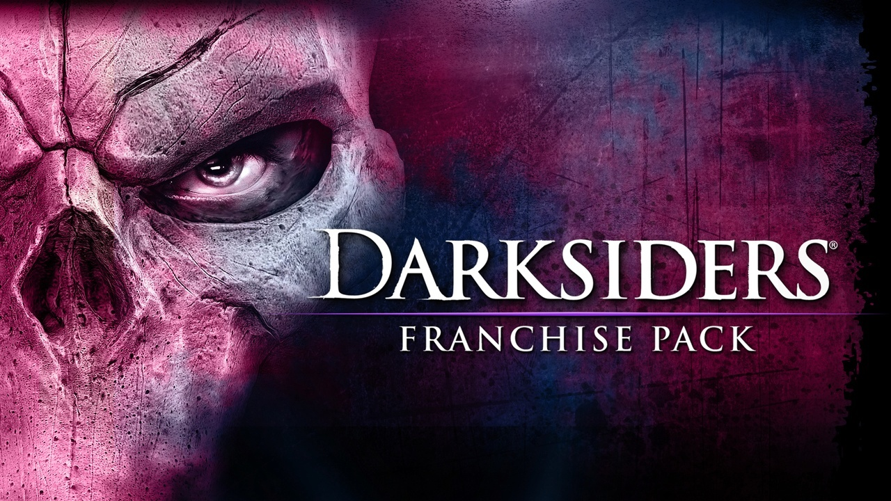 Darksiders II Franchise Pack (Steam key)