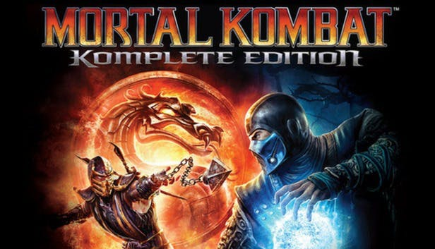 Mortal Kombat Komplete Wholesale price STEAM KEY