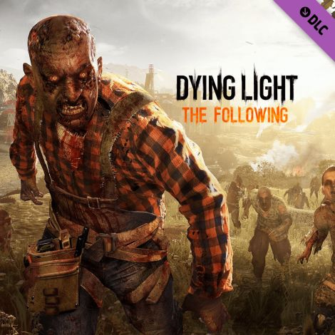 Dying Light: The Following DLC Wholesale Steam Key
